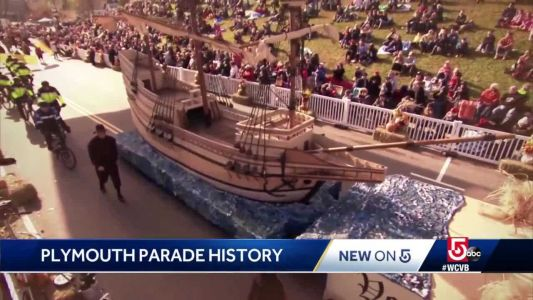 Upcoming parade honors episodes of American history