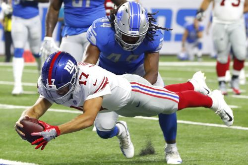 One Giant wasn't surprised by Kyle Lauletta's cutback ability