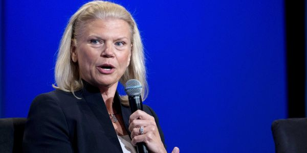 IBM beats Wall Street expectations on earnings, marking the third straight quarter of growth after years of decline