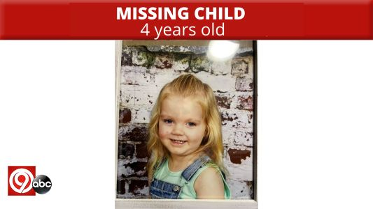 Miami County, Kansas, police are asking for the publics assistance in locating a missing child