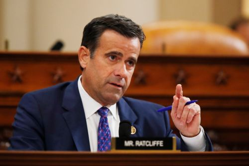 Ratcliffe: IG report into Russia probe will be 'damning' for DOJ