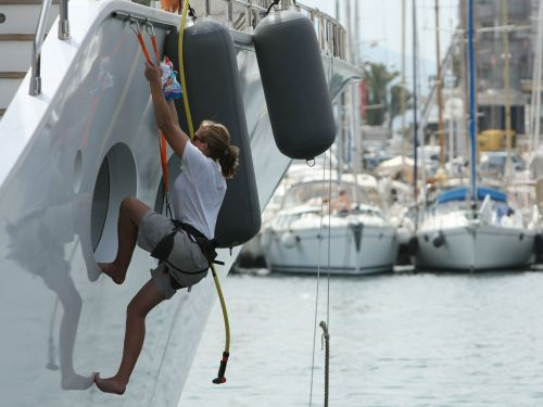 9 things superyacht crew members wish they could tell their billionaire guests - but won't