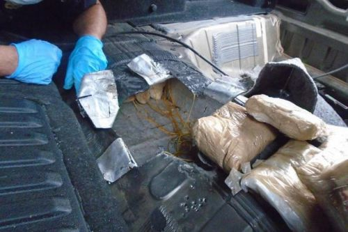 US border officials seize $1M in heroin in Arizona