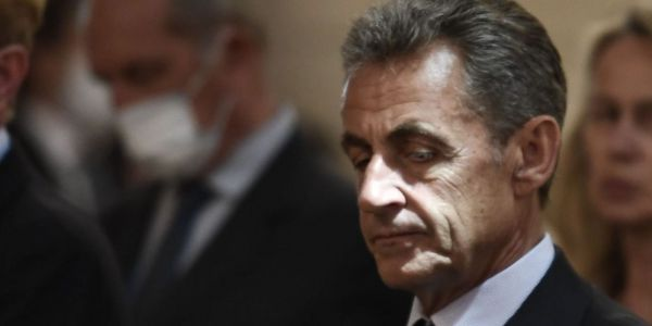 Nicolas Sarkozy becomes the first former French president to serve a criminal sentence