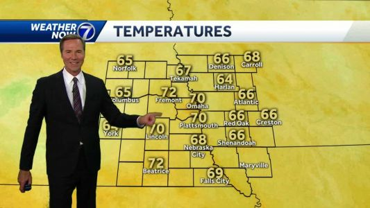 AccuWeather Forecast: Clear and mild conditions tonight