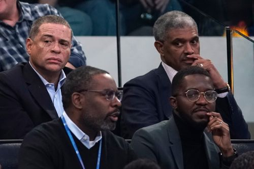 Knicks front office's hiding act is looking worse by the day