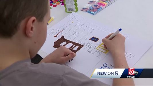 Young people learn about history at JFK Library festival
