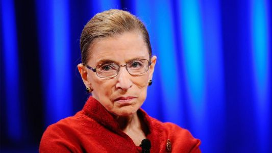 Following lung cancer surgery, Supreme Court Justice Ruth Bader Ginsburg back at work