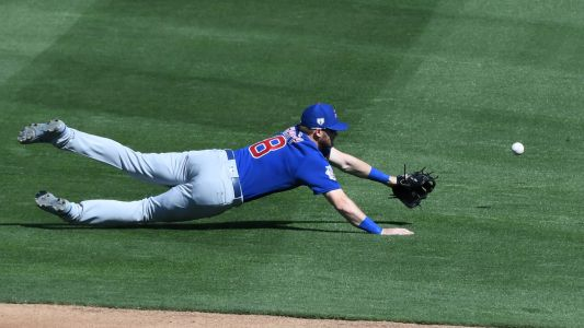 Cubs' Ian Happ very unhappy he didn't make opening-day roster