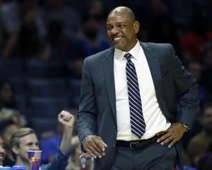 Clippers, coach Doc Rivers agree to contract extension