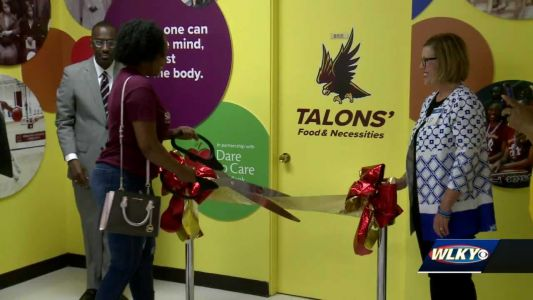 Simmons College addresses food insecurity on campus with new food pantry