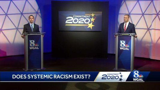 How would Scott Perry, Eugene DePasquale address systemic racism?