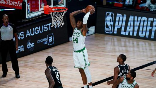Celtics center Williams returns to practice after COVID-19 recovery
