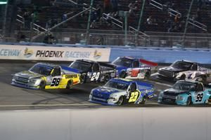 NASCAR's Truck Series returning to The Glen for tripleheader