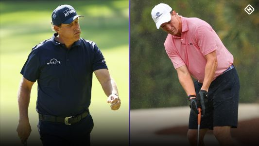 The Match 3 course, odds, format & more to know about Barkley-Mickelson vs. Curry-Manning golf match