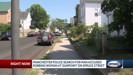Man pulls gun on woman after knocking her down in Manchester, police say