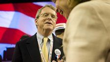 Ohio Attorney General Mike DeWine's Handling Of Sexual Harassment Cases Fits A Troubling Pattern