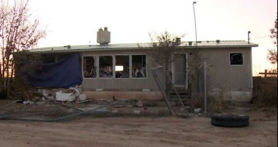 Belen man living in motel after home is destroyed during NMSP search warrant