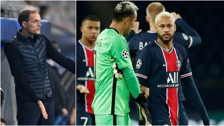 From brink of Champions League glory to verge of embarrassing exit, Tuchel's PSG glamor boys are DESPERATE for a result at Man Utd