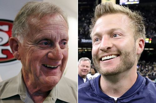 Sean McVay's coaching pedigree begins with famous grandfather