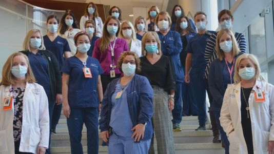 'Through Our Eyes' collection shares plight of Christ Medical Center nurses during pandemic