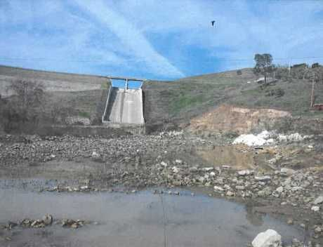 Nacimiento Dam needs expensive upgrades, audit report shows
