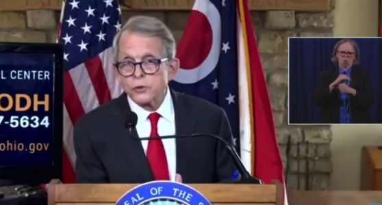LIVE: Ohio Gov. DeWine gives update on COVID-19, vaccination efforts