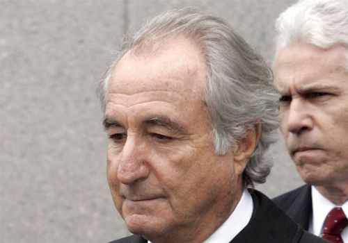 Bernie Madoff, infamous Ponzi schemer, dies in prison, AP source says