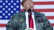 Pentagon Confirms Climate Change Is A National Security Threat, Contradicting Trump