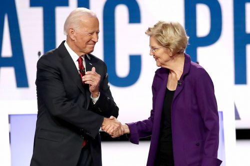 Exclusive: Warren will make case to be Biden's Treasury secretary