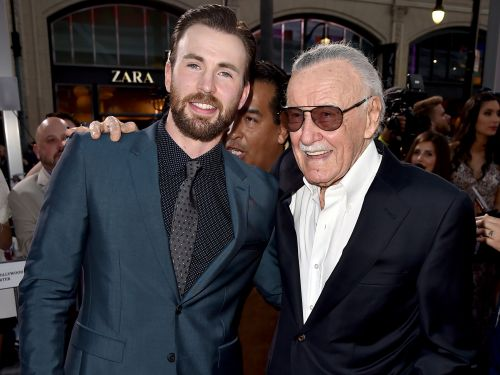 Marvel stars expressed their sadness and admiration for the late Stan Lee: 'You will be dearly, dearly missed'