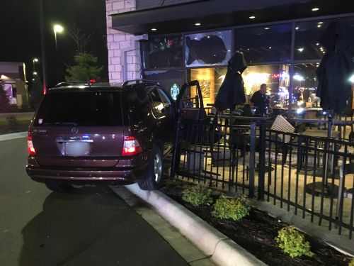 1 Arrested, 2 Seriously Injured After SUV Crashes Into Eagan Starbucks