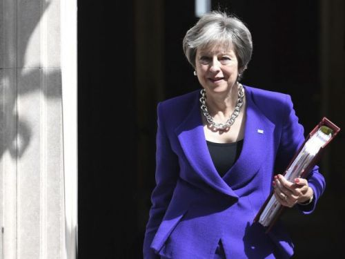 How MI5 and the FBI foiled a plot to assassinate British Prime Minister Theresa May