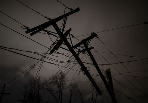 Storm fells trees, causes power outages in Pittsburgh area