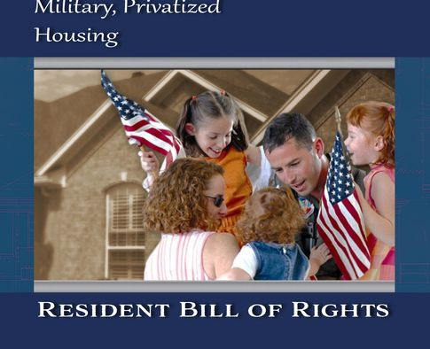 DoD seeks feedback from Airmen, families on Housing Resident Bill of Rights