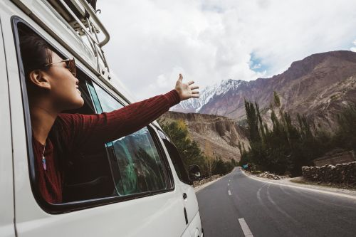 The top destinations Americans want to visit on a road trip