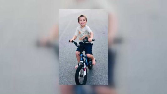 Authorities in North Carolina capture man accused of shooting 5-year-old boy to death