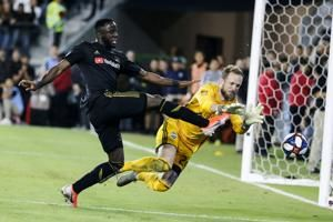 LAFC forward Adama Diomande says he's terminating contract