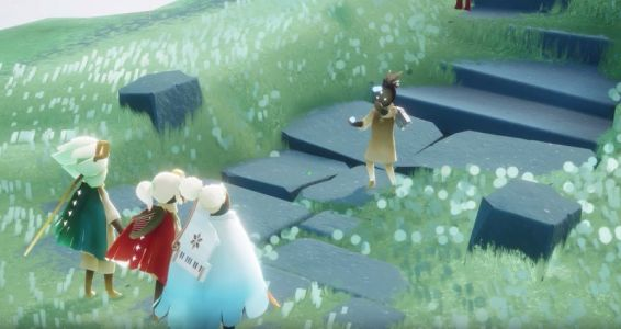 You can finally play Sky: Children of the Light for the iPhone and iPad