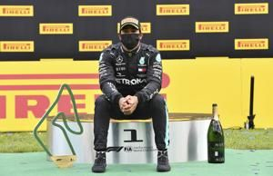 Hamilton can equal Schumacher's F1 track record with 8th win