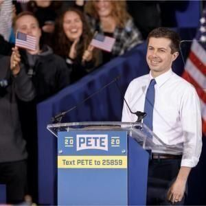 2019: First openly gay candidate runs for president