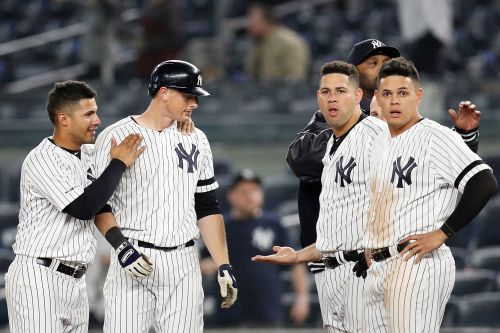 Six Yankees advance to final round in All-Star voting