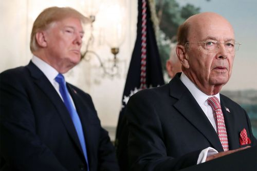 Trump may fire Wilbur Ross after census citizenship question debacle