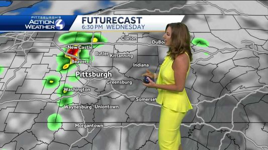 Severe Storm Threat Tonight and Thursday