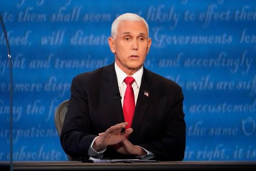 Pence rips Harris for undermining COVID-19 vaccine at vice presidential debate