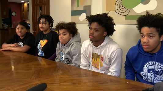 Young Siblings Reflect On Historic Chauvin Verdict: 'We Have A Long Way To Go'