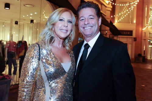 'RHOC' star Vicki Gunvalson celebrates engagement to Steve Lodge