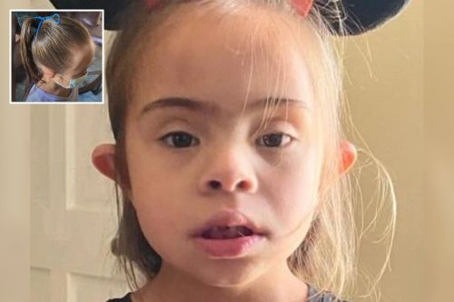 Father accuses school of tying mask to head of disabled daughter