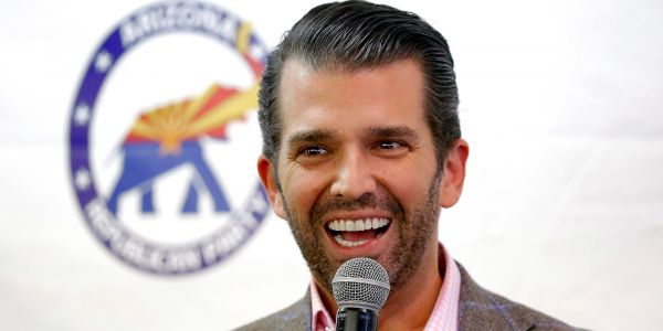A hunting group is raffling off the chance to go on a five-day guided elk hunt with Donald Trump Jr., who the organization dubbed 'the modern-day Teddy Roosevelt'