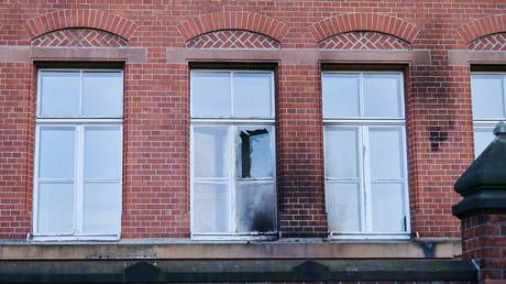 Germany's top Covid-19 research body firebombed overnight in possible politically motivated arson attack - police